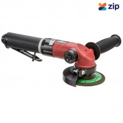 "Shinano SI-AG4-A2L - 600W 13500RPM 100MM Industrial 4"" Angle Grinder Air Angle Grinders"