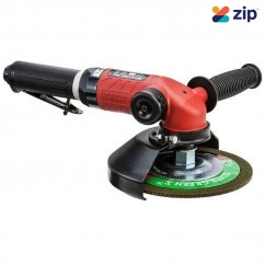 "Shinano SI-AG7-E5L - 1000W 7600RPM 180MM Industrial 7"" Angle Grinder Air Angle Grinders"