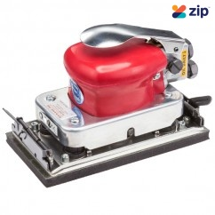 Shinano SI-3007 - 1/3 Sheet Palm Grip Velcro Orbital Sander Air Sander & Polisher