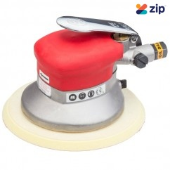 "Shinano SI-3103-6A - 150mm 6"" Palm Grip Velcro Dual Action Sander Air Sander & Polisher"