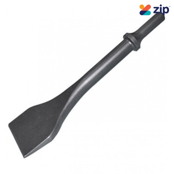 Shinano SI823 - 60mm Paint Scraper For Air Hammer Air Tool Accessories