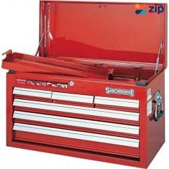 Sidchrome SCMT50216 - 6 Drawer Tool Chest