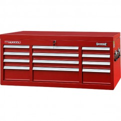 Sidchrome SCMT50272 - 12 Drawer 1450x459x565mm Triple Bank Tool Chest Tool Boxes & Chests