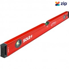 Sola RED3060 - 600mm 3 Vial Red Spirit Levels Measuring Level