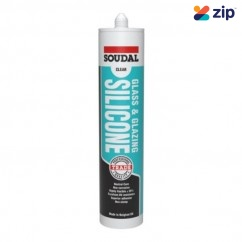 Soudal 127782 - 300ml Clear Glass & Glazing Silicone Grease