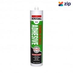 Soudal 129074 - 350GR Strong As Nails Solvent Based Construction Adhesive Adhesives-Sealants