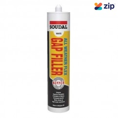 Soudal 129181 - 300ml All Weather Flex Gap Filler Adhesives-Sealants