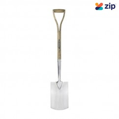 Spear & Jackson SJ-4450DS - Garden Stainless Steel Head Traditional Digging Spade Shovel Shovels