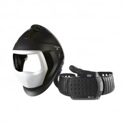 Speedglas 507700 - 9100 Air Welding Helmet with Adflo PAPR (excluding lens) Welding Apparel