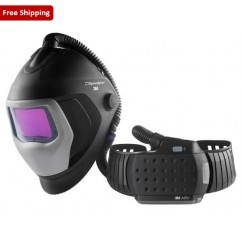 Speedglas 507726 - Welding Helmet 9100XXi with Adflo Powered Air Respirator  Welding Apparel