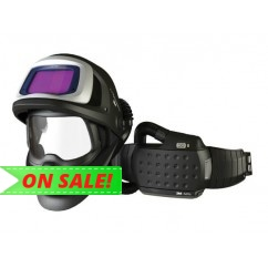 Speedglas 547726 - Flip-up Welding Helmet 9100XXi FX with Adflo Powered Air Respirator