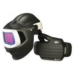 Speedglas 577726 - Welding and Safety Helmet 9100XXi MP Air with Adflo Respirator