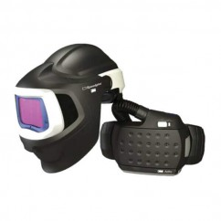 Speedglas 577726HD - Welding & Safety Helmet 9100XXi MP Air with Heavy Duty Adflo Powered Air Respirator  Welding Machines