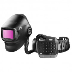 Speedglas 617830 - 3M Auto-darkening Welding Helmet G5-01VC with Adflo Air Respirator