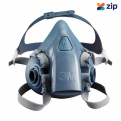 3M 7500 Series - Half Face Reusable Respirator S/M/L Breathing Apparatus