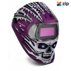 Speedglas 752620 - Welding Helmet 100 Raging Skull Welding Apparel