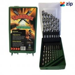 Spinifhex DRILLSETMET - 13pc Metric Drill Bit Set Drill Bits