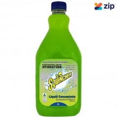 Sqwincher SQ0028 - 2L Lemon Lime Electrolyte Liquid Concentrate Hydration