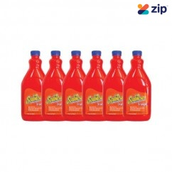 Sqwincher SQ0042 - 6 Pack 2L Orange Electrolyte Liquid Concentrate Hydration & Snacks
