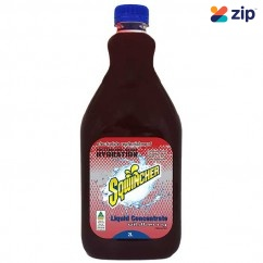 Sqwincher SQ0046 - 2L Wild Berry Electrolyte Liquid Concentrate Hydration