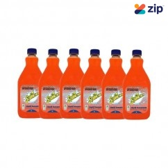 Sqwincher SQ0047 - 6 Pack 2L Tropical Cooler Electrolyte Liquid Concentrate Hydration & Snacks