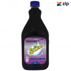 Sqwincher SQ0050 - 2L Grape Electrolyte Liquid Concentrate Hydration