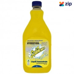Sqwincher SQ0052 - 2L Lemonade Electrolyte Liquid Concentrate