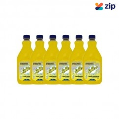 Sqwincher SQ0052 - 6 Pack 2L Lemonade Electrolyte Liquid Concentrate Hydration & Snacks
