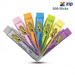 Sqwincher SQ0104 - 3g x 50 Sticks x 10 Packs Mixed Flavours Sugar Free Qwik Electrolyte Sticks Hydration & Snacks