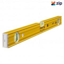 Stabila 80A-2/100 - 1000mm Box Frame Trade 3 Vial Ribbed Spirit Level Measuring Level