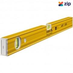 Stabila 80A/100 - 1000mm Box Frame 2 Vial Trade Ribbed Level  Measuring Level