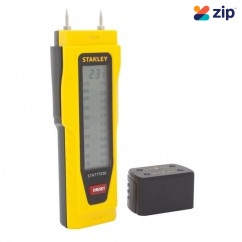 Stanley 0-77-030 - 2-PIN CONTACT TYPE Moisture Meter