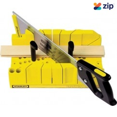 Stanley 20-600 - Clamping Mitre Box with Saw Saws
