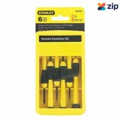 Stanley 66-052 - 6 Piece Precision Screwdriver Set