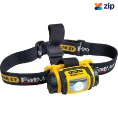 STANLEY FMHT0-70767 - FatMax Headlamp 80 Lumens Head Lamp with Replaceable Batteries