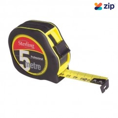 Sterling TBC5019 - 5M x 19mm Professional Tape Measure Promotion