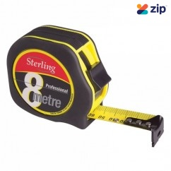 Sterling TBC8025 - 8mx25mm Sterling Professional Tape Measure
