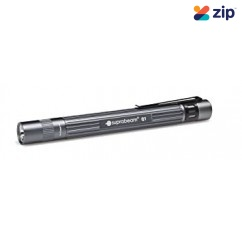 Suprabeam SBQ1 - Powerful Pen Torch 100 Lumens Torch with Rechargeable Batteries