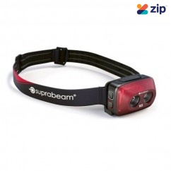 Suprabeam SBS3 - Rechargeable Head Torch Torch with Rechargeable Batteries