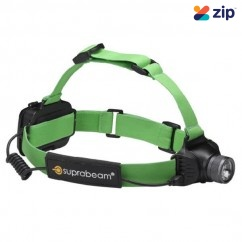 Suprabeam V3AIR 250 Lumens Head Light  Head Lamp with Rechargeable Batteries