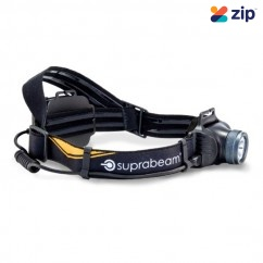 Suprabeam SBV3PROR - Rechargeable Head Torch Torch with Rechargeable Batteries