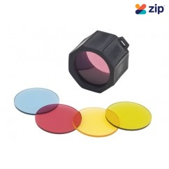 Suprabeam SB3CF - Colour filters Suit Q3 Torches Torches & Head Lights