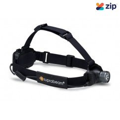 Suprabeam V3PRO - 320 Lumen Rechargeable Head Light Head Lamp with Rechargeable Batteries