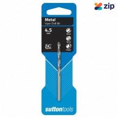 Sutton D1050450 - 4.5mm HSS Viper Jobber Drill Bit