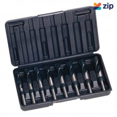 Sutton Tools D188S8R -8 Piece Imperial Hss-blue Reduced Shank Metal Drill Bit Set Drill/Driver Bit Sets