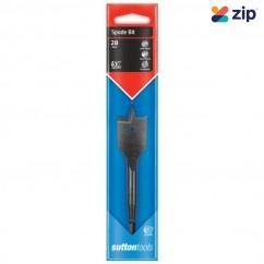 """Sutton Tools D5012800 - 28mm x 1/4"""" Hex Shank Spade Bit Spade Bits"""