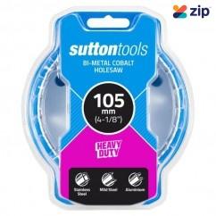 Sutton Tools H1251050 - 105mm Bi-Metal Cobalt HSS Holesaw