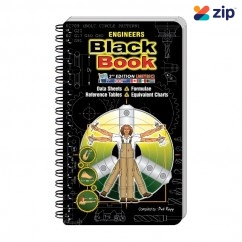 Sutton Tools L103V3EN - Engineers Large Black Book 3rd Edition - Metric Books and Other Literature