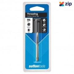 Sutton M1000600 - M6 x 1mm Taper Carbon Hand Tap