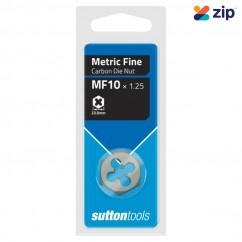 Sutton M4411006 - MF10 x 1.25mm Carbon Die Nut